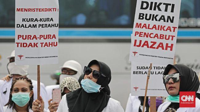 Dipersulit Dapat Ijazah, 2.700 Dokter Muda Surati Jokowi