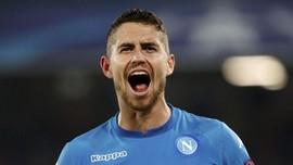 Guardiola Sebut Kegagalan Rekrut Jorginho sebagai Kesalahan