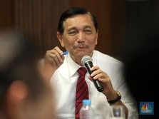 Hore! Luhut Resmikan Pengisian Baterai Mobil Listrik Sumatera