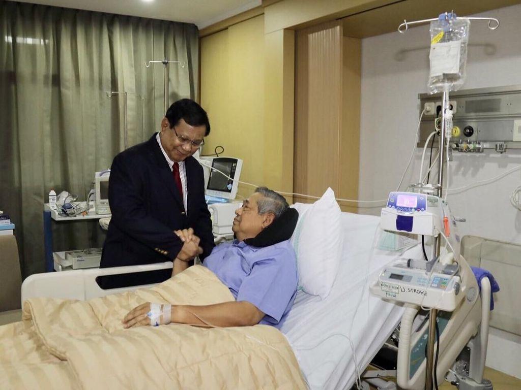Dokter Saraf: Alat 'U Stroke' di Ruang Rawat SBY adalah Syringe Pump
