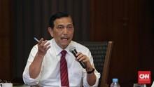 Luhut Respons Tudingan Korupsi Politik di Bisnis Batu Bara