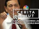 Keuntungan Indonesia Jadi Tuan Rumah AM IMF-World Bank 2018