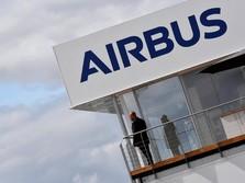 April 2019, Pabrikan Pesawat Airbus Punya Bos Baru