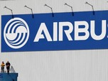 Luhut: Airbus Mau Garap Perawatan Pesawat Garuda dan Lion Air