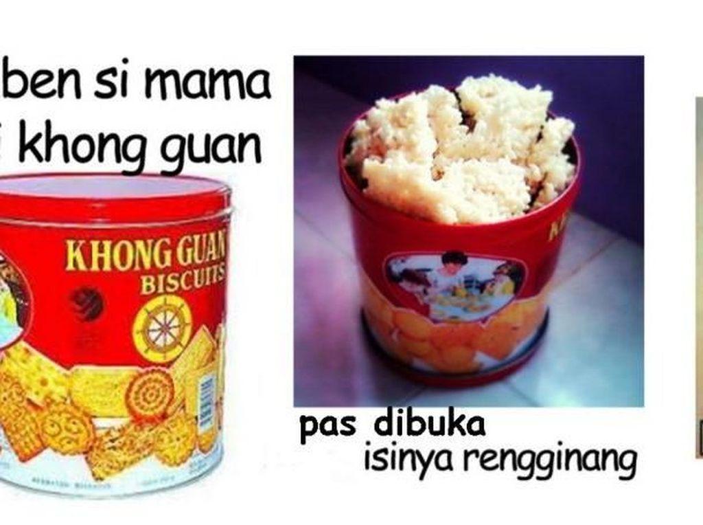 Hati-hati Tertipu! 8 Meme Kemasan Makanan Ini Isinya Zonk