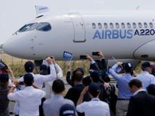 Corona Mewabah di Eropa, Airbus Batal Bagi Dividen 2019