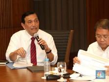 Luhut: Nilai Proyek Investasi dari Pertemuan IMF-WB US$ 3 M