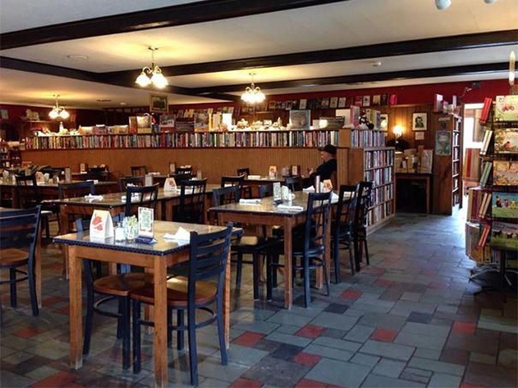 Restoran ini membagikan sekitar 1.000 sampai 2.000 per minggu untuk pengunjung. Boredpanda/Istimewa.