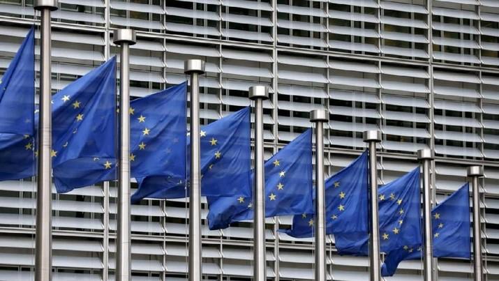 Eurostat: Output Industri Zona Euro November 2018 Anjlok 1,7%