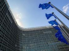 Perang Dagang, Eropa Tak Akan Mengalah dari AS