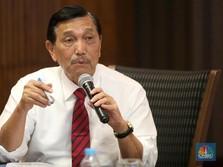 Ada Gempa Palu, Luhut Pastikan IMF-WB Meeting Sesuai Jadwal