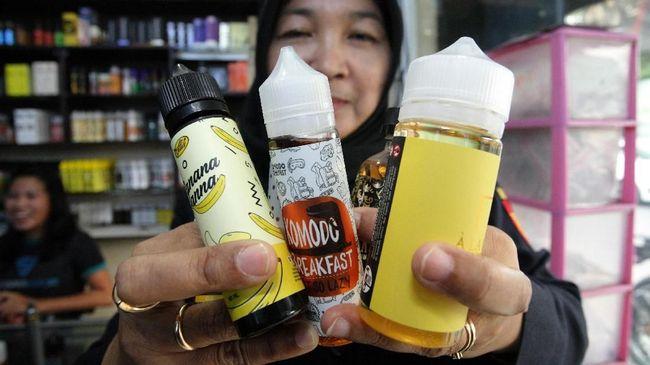 BNNP Jabar Sebut Cairan Vape Rentan Dicampur Narkotika
