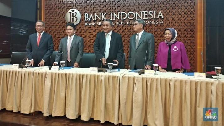 Rapat Dewan Gubernur (RDG) Bank Indonesia (BI) dilangsungkan pada 22-23 Oktober 2018.