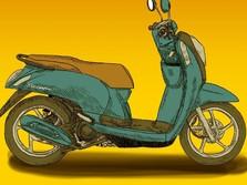 Honda Raja Sepeda Motor di Indonesia