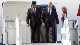 KTT Trump, Pesawat Kepresidenan Putin Terobos Wilayah NATO