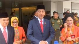VIDEO: Jokowi Doakan SBY di RSPAD