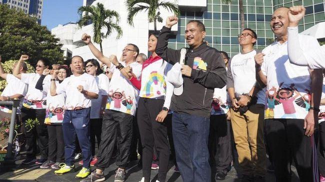 Dari Yogyakarta, Obor Asian Games Singgahi 53 Kota Indonesia