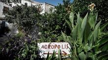 FOTO: Desa Tersembunyi di Akropolis