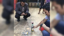 Pria Cepak Berkeliaran Sebelum Teror Molotov di Rumah Mardani