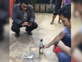 Polisi Olah TKP Rumah Mardani Ali Sera Usai Teror Bom Molotov