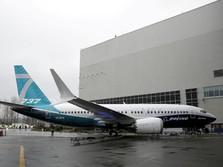 Maskapai Brasil Sudah Terbangkan B 737 MAX, RI Berani?