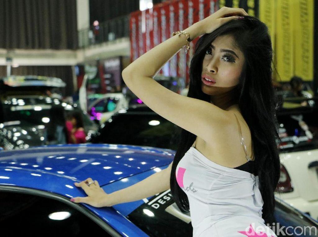 Nindya Athalia Putri, Ngebet Banget Diajak Naik Harley