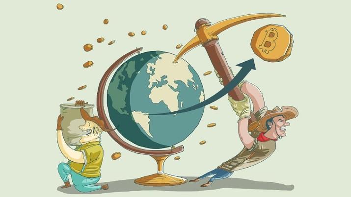 Menurut Coinbase, hingga pukul 11:38 WIB, Bitcoin diperdagangkan dikisaran Rp 93,12 juta per koin.
