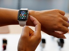 Persaingan Ketat, Apple Watch Terancam Tak Laku?