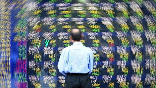 Data Manufaktur China Kinclong, Bursa Saham Asia Menghijau