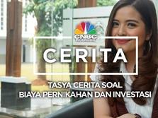 Tasya Kamila Cerita Soal Biaya Pernikahan dan Investasi