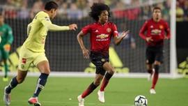 Man United Boyong Lima 'Bocah' Hadapi PSG di Liga Champions