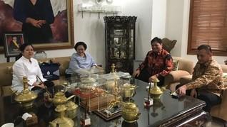 Hasto Ungkit Sikap Mengalah Megawati untuk Jokowi di Pilpres