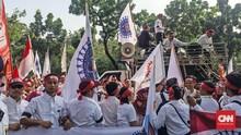 Ribuan Karyawan Pertamina Demo, Minta Rini Soemarno Dicopot