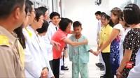 VIDEO: Remaja Gua di Thailand Awali Aktivitas  dengan Doa