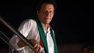 Tantang India, PM Pakistan Rayakan Kemerdekaan di Kashmir