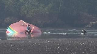 Bawa 42 Penumpang, Feri Bandeng Tenggelam di Maluku Utara