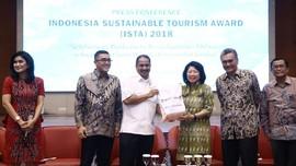 Kemenpar Gelar Ajang Penghargaan Wisata Berkelanjutan