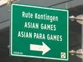 VIDEO: Simulasi Perjalananan Transportasi Asian Games