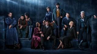 Produksi 'Fantastic Beasts 3' Mundur Sampai Musim Gugur 2019