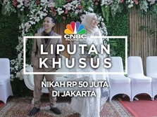 Cerita Pasangan Nikah On Budget Rp 50 Juta Di Jakarta