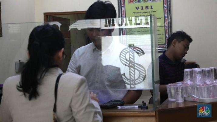 Pembukaan Pasar: Rupiah Menguat ke Rp 14.095/US$