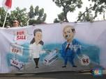 Demo Karyawan Pertamina Minta Rini Batalkan Surat Jual Aset