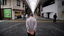 FOTO: Aktivitas Ekonomi Jepang