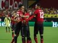 FOTO: Manchester United Gagal Menang di Laga Perdana Pramusim