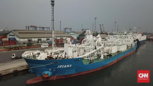 MV Iriana, Kapal Listrik yang Siap Membelah Laut Indonesia