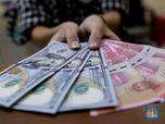 Rupiah Diterjang Dolar AS, Tapi Tertolong Lelang Obligasi