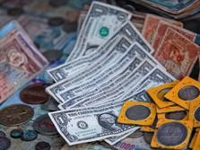 Rupiah Tak Terbendung, 3 Dolar Dibuat Babak Belur
