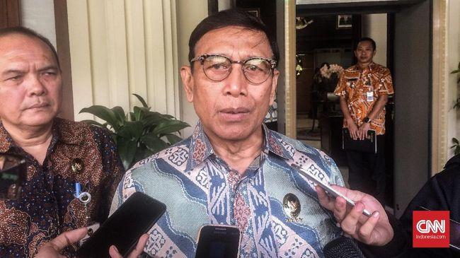 Wiranto Siapkan Lapas Koruptor di Pulau Terpencil