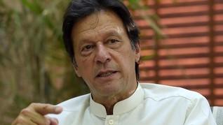 Imran Khan Terpilih Menjadi Perdana Menteri Pakistan