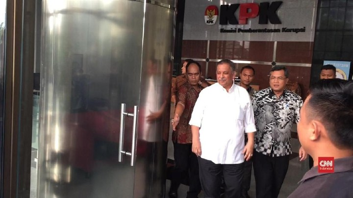 VIDEO: KPK Usut Peran Sofyan Basir dalam Proyek PLTU Riau-I